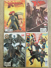 X-Men Variety Bundle of 4 Comic Books All #1's (Marvel Comics)