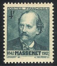 France 1942 Jules Massenet/Music/Composer/Opera/People 1v (n33435)