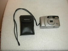 PENTAX IQZoom 60S CAMERA WITH  CASE