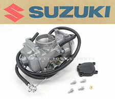 New Genuine Suzuki Carburetor 1998-1999 LT-F500 F 500F LTF Quadrunner Carb #X136