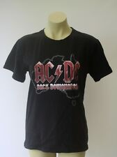 AC/DC Black Ice Tour 2010 T-Shirt Small