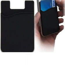 4pcs Universal Wallet Adhesive Sleeve Credit Card/ID Holder for All Cell Phones