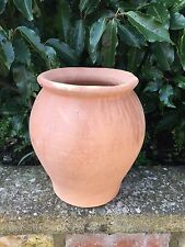 TERRACOTTA Urn plant pot / Yorkshire Flower Pot 23 cm di altezza (308)