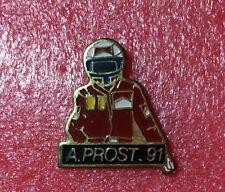 Pins Alain PROST Pilote Automobile Formule 1 F1