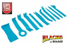 Blue Spot Tools - 11 Piece Car Trim Removal Tool Set,Panels,Dashboard,Van,07925