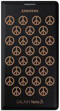 100% autentico ufficiale Samsung Galaxy Note flip 3 WALLET BEIGE CASE COVER
