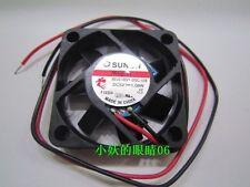 1pc SUNON ME40100V1-000C-A99 fan 4010  5V 1.08W 2wire