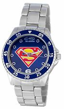 SUPERMAN MEN'S WATCH STAINLESS STEEL WATCH SUP8019 BRAND NEW
