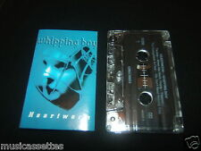 WHIPPING BOY HEARTWORM AUSTRALIAN CASSETTE TAPE