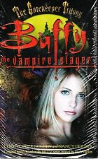 BUFFY The Gatekeeper BOXED SET 3 books by Christopher Golden, Nancy Holder @NEW