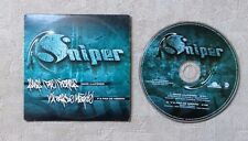 "CD AUDIO MUSIQUE / SNIPER ""SANS (RE)PÈRES"" 2T CD SINGLE 2003 CARDSLEEVE POP RAP"