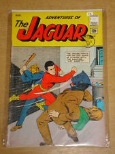 ADVENTURES OF THE JAGUAR #13 VG (4.0) ARCHIE COMICS AUGUST 1963