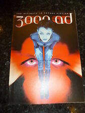 3000 AD Comic - 16 page FREE supplement frpm PROG 1034 - UK Paper Comic