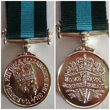 NORTHERN IRELAND HOME SERVICE MINIATURE MEDAL