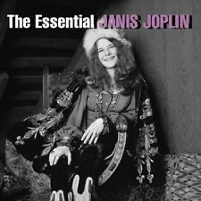 The Essential Janis Joplin by Janis Joplin (CD, Oct-2010, 2 Discs, Sony Music)
