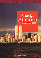 Brian Williams Attack on America (Dates with History) Very Good Book