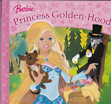 Barbie, Princess Golden-hood, New Hardback Book