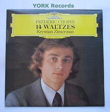 DG 2530 965 - CHOPIN - 14 Waltzes KRYSTIAN ZIMERMAN - Excellent Con LP Record
