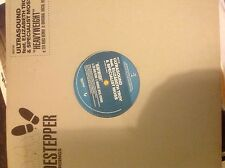 "Ultrasound feat Elizabeth Troy-Heavyweight 12"" UK Garage Vinyl + Zed Bias Remix"