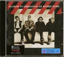 U2 // HOW TO DISMANTLE AN ATOMIC BOMB - UK SPECIAL EDITION CD ALBUM