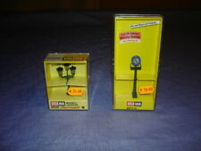 N SCALE TRAIN ACCESSORIES BRAWA 4573 & 4525 MADE IN GERMANY NEW