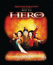 HERO Limited Edition Steelbook (Blu-Ray and Digital HD) - Brand New Sealed