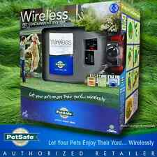 Petsafe PIF-300 Instant Portable Wireless Pet Containment Dog Fence Full System