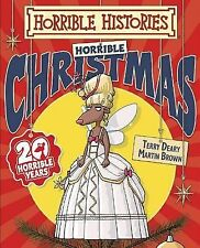 Horrible Christmas BRAND NEW BOOK by Terry Deary (Paperback, 2013)