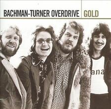 Gold [2 CD] [Remaster] by Bachman-Turner Overdrive (CD, Oct-2005, 2 Discs,...