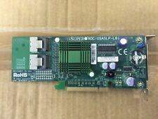 SUPERMICRO PCi-EXPRESS SAS RAID Card  - AOC-USASLP-L8i