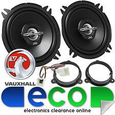 Vauxhall Vivaro 2016 JVC 13cm 5.25 Inch 500 Watts 2 Way Front Door Van Speakers