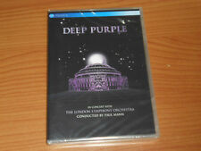 Deep Purple - In concert with London Symphony Orchestra - DVD SIGILLATO