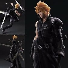 "Anime Final Fantasy VII Advent Children Cloud Strife 11""PVC Action Figure No Box"