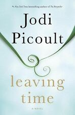 Leaving Time by Jodi Picoult (2014, Hardcover) FIRST EDITION