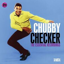 Chubby Checker ESSENTIAL RECORDINGS Best Of 40 Songs COLLECTION New Sealed 2 CD