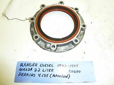 #2 Front SEAL COVER PLATE 82-84 Ford Ranger Diesel 2.2L NonTurbo Perkins 4.135