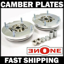 MK1 Mookeeh Performance Adjustable Camber Caster Kit Plates 05-10 Mustang