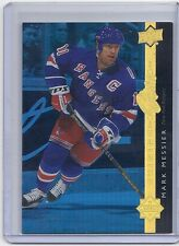 14-15 2014-15 UPPER DECK MARK MESSIER ROYAL BLUE SHINING STARS SS-46 RANGERS