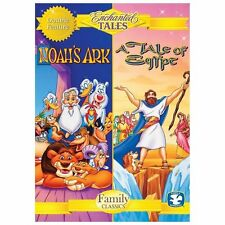 Enchanted Tales: A Tale of Egypt/Noah's Ark (DVD, 2013) LN EXCELLENT CONDITION