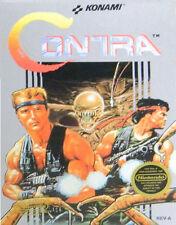 Contra NES Game [Nintendo NES | Windows 98]