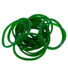 Bag of 1000 Standard #12 GREEN Rubber Bands for Tattoo Machines 1/4 Lb Pound