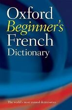 Oxford Beginner's French Dictionary-ExLibrary