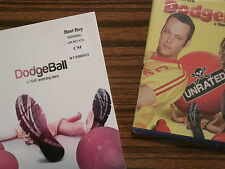 The DodgeBall  ( Blu-ray with slipcover!! )