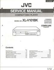 JVC ORIGINALE Service Manual per XL-V 101