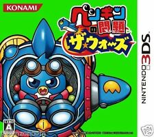 Used 3DS Penguin no Mondai: The Wars  NINTENDO 3DS JAPANESE  IMPORT
