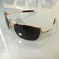 Oakley Inmate - Polished Gold [RARE]  X-Metal Men's Sunglasses (Book of Eli)