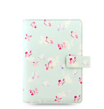Filofax Personal Size Butterflies Organiser Planner Notebook Diary - 027033 #C