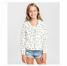 2015 NWT YOUTH GIRLS BILLABONG KEEP IT COOL HOODIE $43 M cool whip zip up