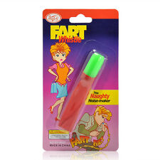 Fun FART Whistle Classic Noise Toy Kids Boy Trick Joke Prank Tool XMAS Gag Gift