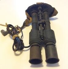 Vintage WW11 Military Large Infra-Red Binoculars c.1942